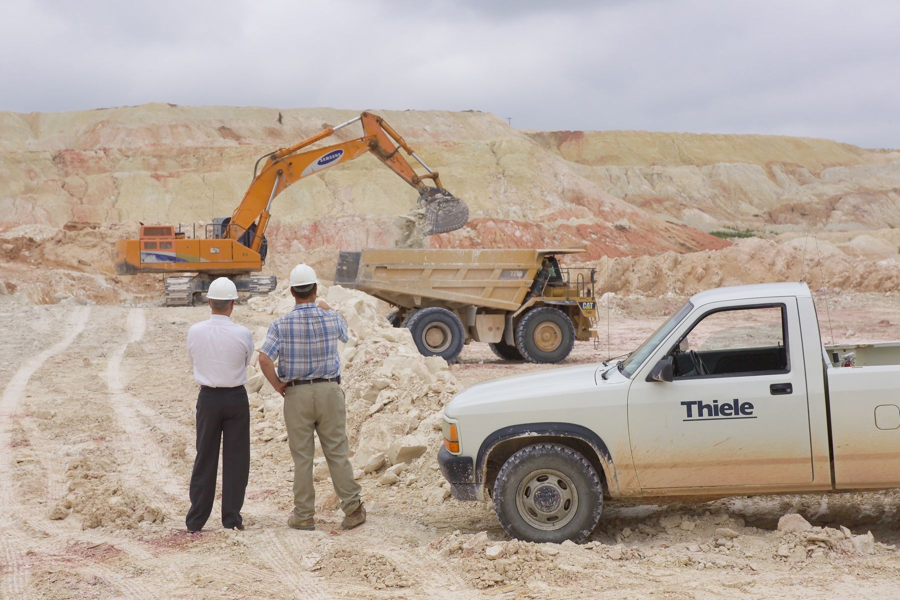 Thiele truck-1